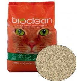 Наполнитель для кошачьего туалета BIOCLEAN комкующийся, бентонитовый, 5 л (3 кг)