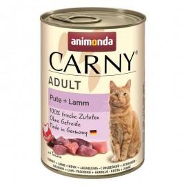 Carny Adult - с индейкой и ягненком, 400г