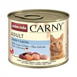 Carny Adult - с курицей и лососем, 200г