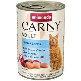 Carny Adult - с курицей и лососем, 400г