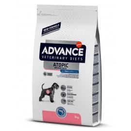 Advance Dog VetDiet Atopic Medium/Maxi - Диетический корм для собак средних и крупных пород при дерматозах и аллергии(Форель)