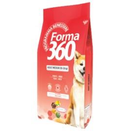FORMA 360 Adult Medium Tuna&Rice - корм для собак средних пород с тунцом и рисом