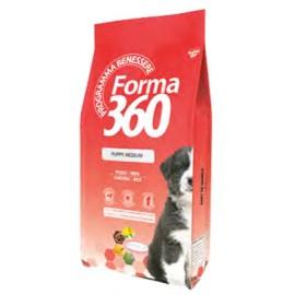 FORMA 360 Puppy Medium Chicken&Rice - корм для щенков средних пород с курицей и рисом