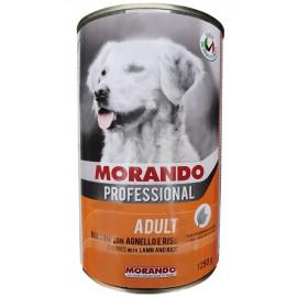 Miglior cane Professional Lamb/Rice - консерва для собак, кусочки в соусе с ягненком и рисом, 1250г