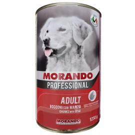Miglior cane Professional Beef - консерва для собак, кусочки в соусе с говядиной, 1250г