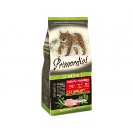 Primordial Holistic Grain-Free Urinary Turkey & Herring - беззерновой корм для проф. мочекаменной болезни с индейкой и сельдью