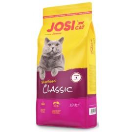 Josicat Sterilised Classic (Adult) - сухой корм для взрослых стерилизованных кошек, с лососем