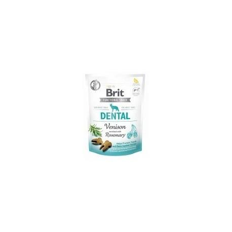 Brit Care Dog Functional Snack Dental с олениной (Здоровье зубов)