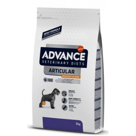 Advance Dog VetDiet Articular Reduced Calorie корм для собак при заболеваниях суставов