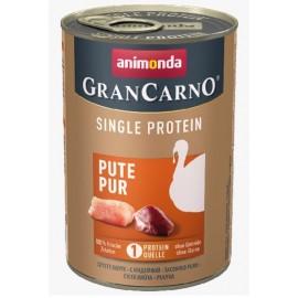 GranCarno Single Protein с индейкой, 400 гр.