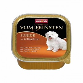 Animonda Vom Feinsten Junior - с печенью домашней птицы (150 гр)