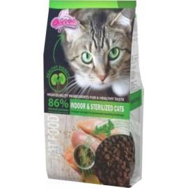 Quicker Bingo Cat - корм для кошек с мясом и рыбой