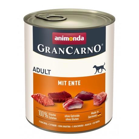 Animonda Gran Carno Fleisch Adult - с уткой, 800г