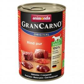 Animonda Gran Carno Fleisch Adult - с говядиной, 400г