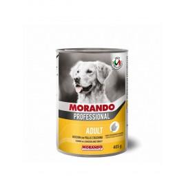 Miglior cane Professional Chicken/Turkey - консерва для собак, кусочки в соусе с курицей и индейкой, 1250г