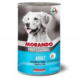 Miglior cane Professional Meat/Fish/Cereals - консерва для собак, кусочки в соусе с мясом и рыбой, 1250г