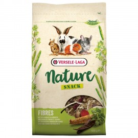 VERSELE-LAGA SNACK NATURE FIBRES - натуральный дополнительный корм c клетчаткой для грызунов (500г)