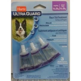 Капли 3 в 1 для собак массой 14-27 кг от блох, клещей, комаров