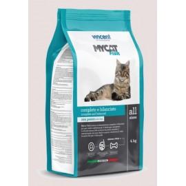Vincent MyCAT FISH Adult - корм для взрослых кошек (Рыба).