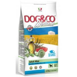 """""""Dog&сo"""" Adult MINI (Fish & Rice) - корм для собак мелких пород с рыбой и рисом"""