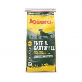 Josera Ente & Kartoffel (Adult Medium/Maxi) - сухой корм без злаков для взрослых собак