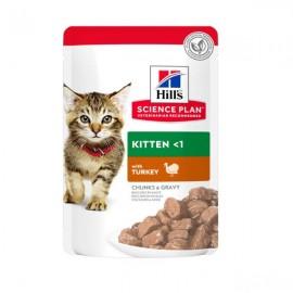 Пресервы HILL'S для котят со вкусом рыбы, 100 г