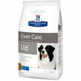 Hill's Prescription Diet l/d Liver Care для собак