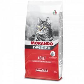 Morando Gatto Cat Adult Professional Line Beef and Chicken