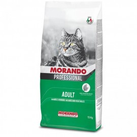 Morando Gatto Cat Adult Professional Line Mix with Vegetables