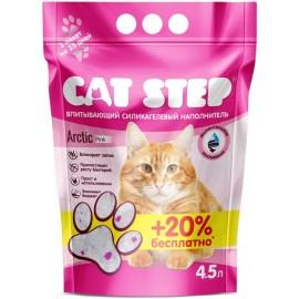 Cat Step Arctic Pink