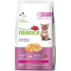 Trainer Natural Kitten...