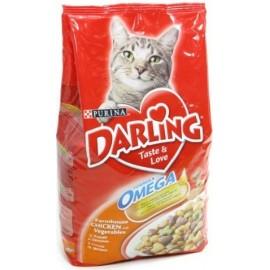 "Darling для кошек ""Мясо птицы с овощами"""