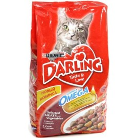 "Darling для кошек ""Мясо с овощами"""