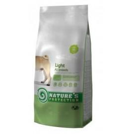 NP SP dog Adult Light - корм с меньшим содержанием калорий для взрослых собак всех пород
