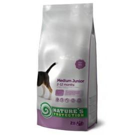 NP SP dog Junior Medium - корм для молодых собак средних пород