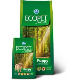 Медиум паппи экопет нэтчурал / ECOPET NATURAL PUPPY