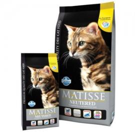Для взрослых стерилизованных кошек и кастрированных котов / MATISSE NEUTERED