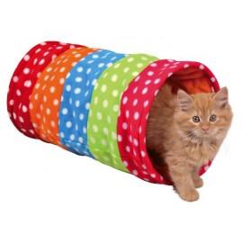"""4291 Тоннель """"TRIXIE"""" для кошек , шерсть, диам. 25х50см"""
