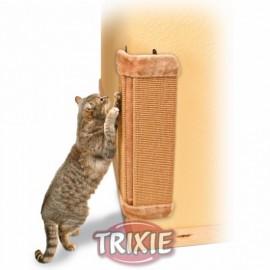 """4343 Когтеточка """"TRIXIE"""", с креплением на стену, 32.5x 60.5см, коричневая, угловая"""