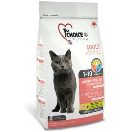 1st Choice Adult Indoor Vitality - корм для домашних кошек