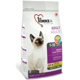 1st Choice Adult Finicky - корм для привередливых кошек
