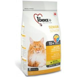 1st Choice Senior Mature - Less Active - корм для пожилых о либо малоактивных животных (цыплёнок)