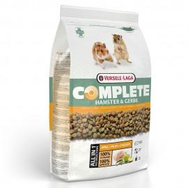 VERSELE-LAGA HAMSTER & GERBIL COMPLETE - комплексный корм для хомячков и песчанок (упаковка 6 штук по 500г)
