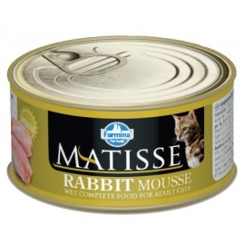 MATISSE CAT MOUSSE rabit / Мусс с кроликом, 85г