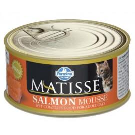 MATISSE CAT MOUSSE salmon / Мусс с лососем, 85г