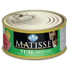 MATISSE CAT MOUSSE veal / Мусс с телятиной, 85г