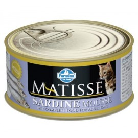 MATISSE CAT MOUSSE SARDINE / Мусс с сардинами, 85г
