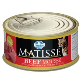 MATISSE CAT MOUSSE BEEF / Мусс с говядиной, 85г