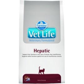 Farmina Vet Life Hepatic / Диетическое питание для кошек для поддержания функциональности печени