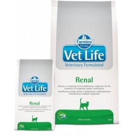 Farmina Vet Life Renal / Диетическое питание для кошек при заболеваниях почек